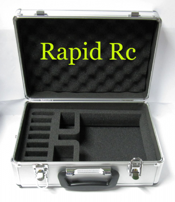 Transmitter Case 350 x 238 x 145mm Rapid Rc